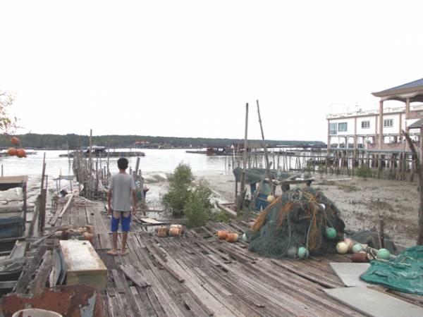 龟咯区深具淳朴渔村风味,来自繁华城市的旅客可尽情体验宁静的生活。