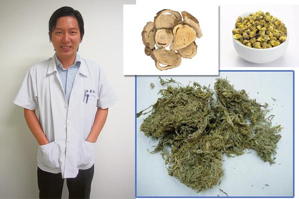 蔡广耀中医师表示,若患上了手足口症可吃中药来调理。