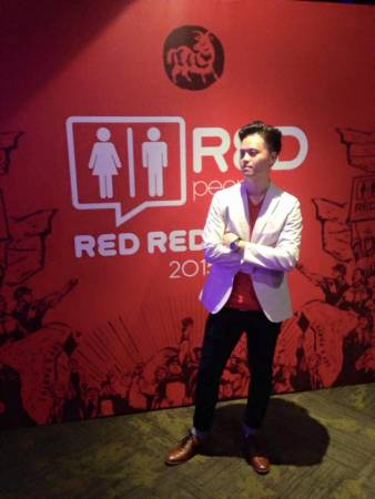 大马造梦工厂Red People经理人之一Desmond,带领年轻人通往实践梦想的基地。