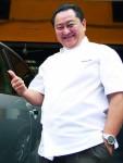 名饮食顾问 吴金龙献菜