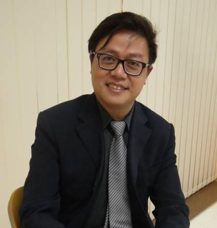 大马著名心理辅导师李志祥博士。
