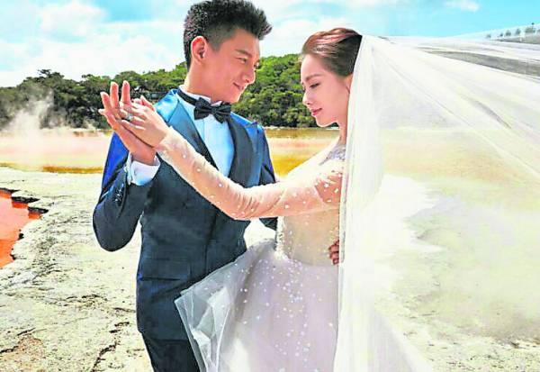 与刘诗诗因《步步惊心》定情,父女恋情修成正果。
