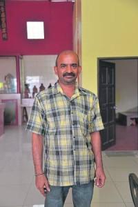 """印裔同胞Vijayan直言:""""感谢Mamak让我一索得男,母子平安。"""""""