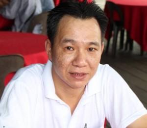 """罗友光主厨表示,贡贡是柔南区海鲜最多的地方,无论是捕获还是养殖的,都是外来客眼中""""活到跳""""的生猛海鲜。"""