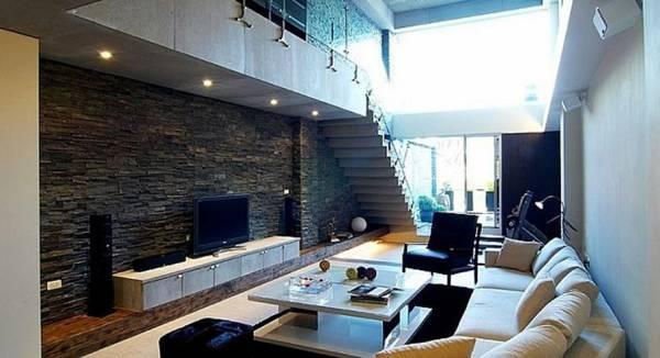 房子挑高设计虽时尚但无法藏风聚气,不利聚集财气,最好保持光线明亮。