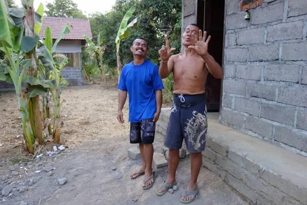 印尼峇厘岛本卡拉山村乡民认为,听障不是不正常,那是哥洛神的恩赐。