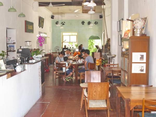 """仁爱栈""""是槟城州第1间申请到营业执照的民宿酒店。"""