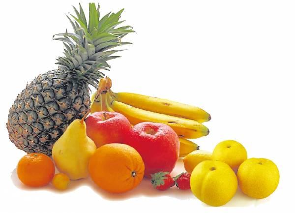 水梨、黄梨、柑桔、柿子等的水果,皆有吉祥之意,可用来供奉神明。