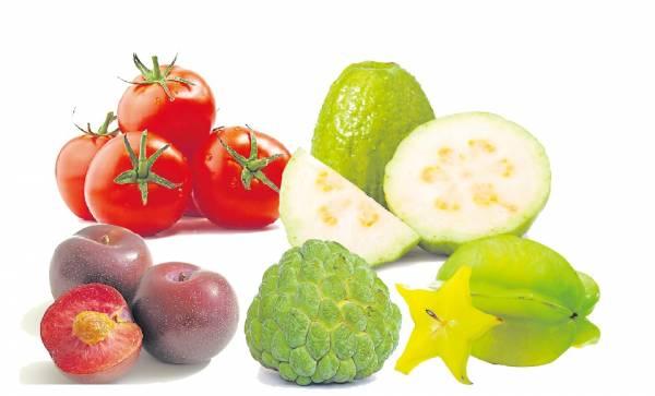 番石榴、番茄、释迦、杨桃和李子等水果,并不适合用来供奉神明。