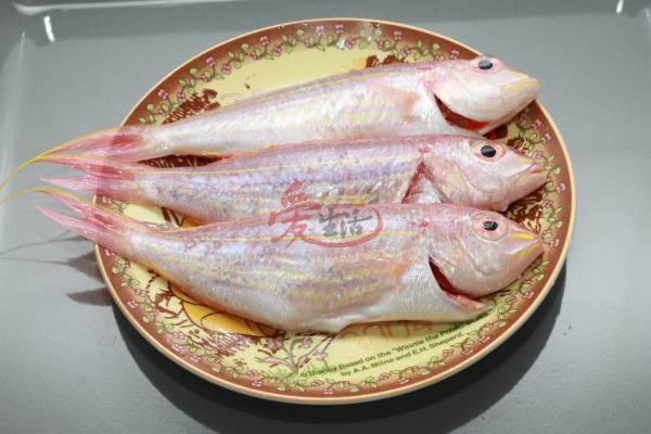 """红衫鱼肉质细密、味道鲜美、形态优雅,因此最适合用来做""""一夜情""""。"""