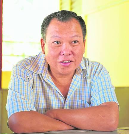 芭蕾新村村长兼拿督公庙主席苏宏龙,亲身应验拿督公显灵神威。