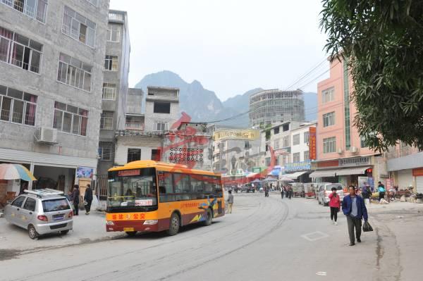 原本宁静的村庄已变成噪音重重的乡村,巴士发出的车鸣声不断,影响居民的生活。