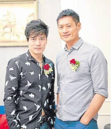 关德辉是本地著名歌手,随后还到香港发展演艺事业,成功创出名堂。