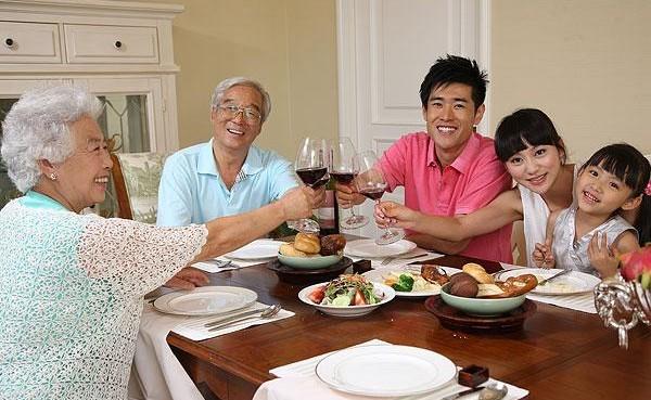 一家人和睦共处,是每个家庭的梦想。