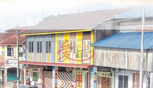 蔡进福一口气购置了4 间位于火车站的村屋,以供发展民宿。
