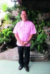 吴佰霖道长表示,要化解大婆的怨气,最好就是在地藏王殿安一个历代祖先灵位来供奉她。