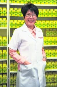 方绣莺中医师