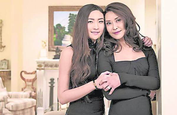 叶玉卿的爱女芷欣,遗传了母亲的优良基因,标致可人,身材一级棒!