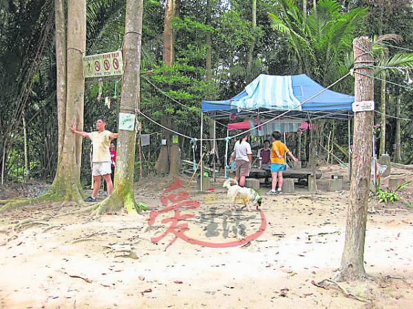 安邦Saga山 Saga highland,4,Jalan Saga 20, Taman Saga, 68000 Ampang, Selangor .GPS:3.117618.101.769717