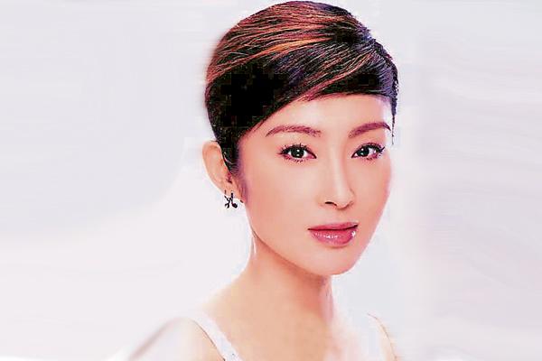 张敏的角色一直都冷面艳丽,尤其她的唇,百看不厌!