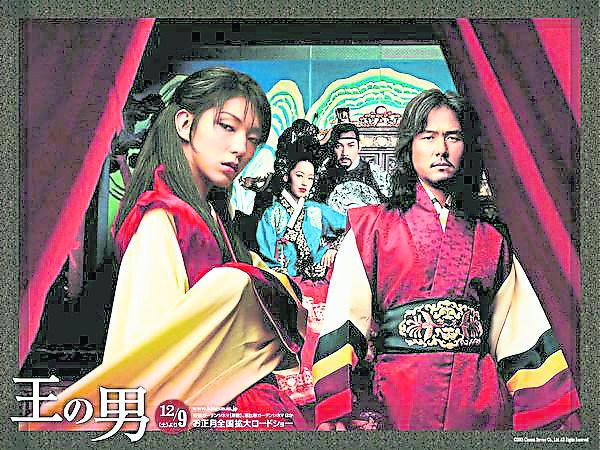 因主演《王的男人》而一炮而红的李准基,也让观众见识到他的阴柔性。