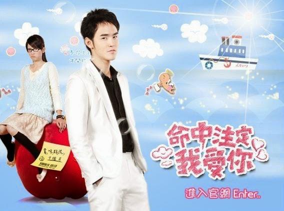 与阮经天夥拍《命中注定我爱你》, 成为台湾偶像剧收视率最高纪录保持者。
