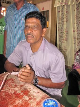 印裔信徒Gunasega