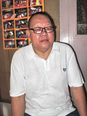 三合港村长杨素汶