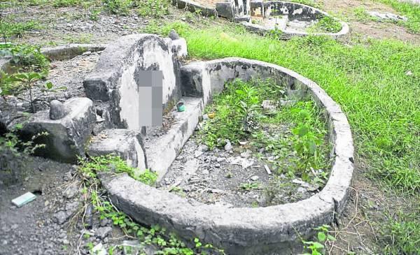 祖坟有裂痕,年久失修,对子孙大大不利。