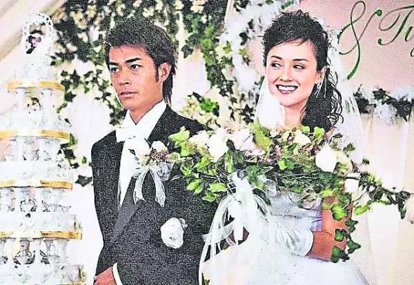 电影《百年好合》里,饰演古天乐的未婚妻,依然娇俏可人。