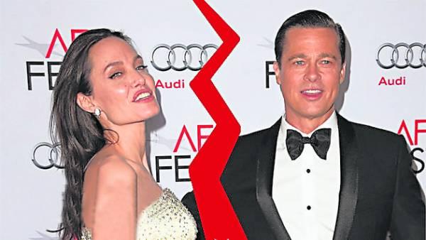 夫妻俩都是好莱坞巨星,一举一动皆广受注目。此番莫名离婚,怎不让人费猜疑。