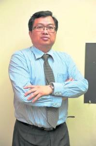 中医师:黄保国