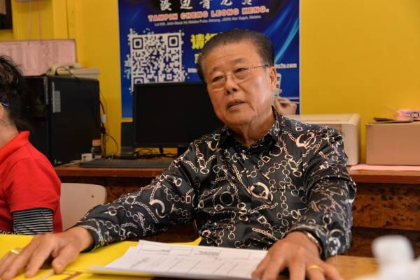 青龙宫主席拿督黄贤泉局绅表示,庙宫亦有法主公下凡替信徒扎针后推拿,也开药供他人敷治。
