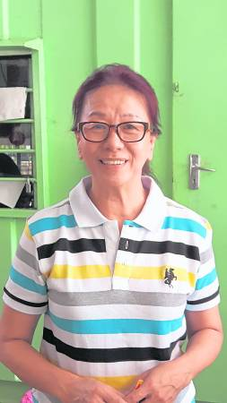 恩惠爱老院行政经理张丽珠透露,施比受更为有福,我们有钱出钱,有力出力,帮助这些老人家。