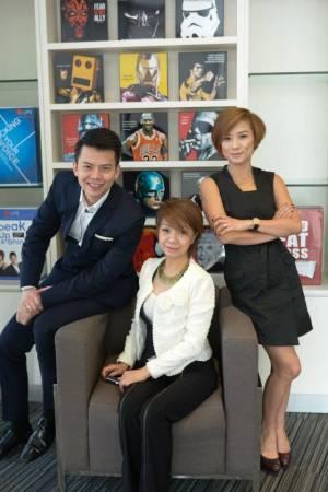 Winnie Loo与友人合作创办School Of Charisma,扩展事业。