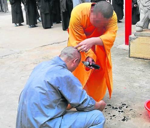 姜太公透露,出家诵经借由佛法经文的力量可以化解消孽除障。