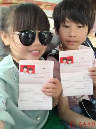 中国最近疯传一组照片,照片里有一对约10岁,乳臭未干的小男孩和小女孩,竟然登记结婚了!