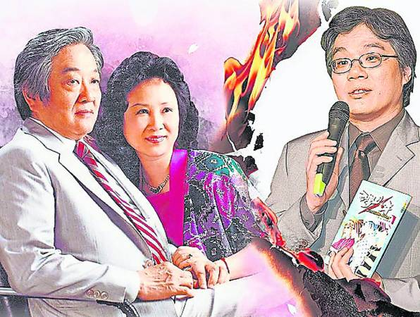 鼻胃管这根导火索,引发了平鑫涛的儿子平云对琼瑶的公开声讨,数十年的积怨一下子来了个总爆发!