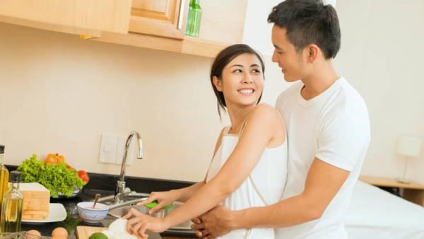 使用灵数磁场号码改运,夫妻关系好转,感情更加升溫。