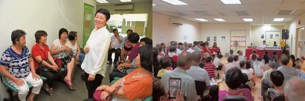 中国中华道医委员会副会长许力文,先前受邀到大马开讲,讲座会场场爆满。