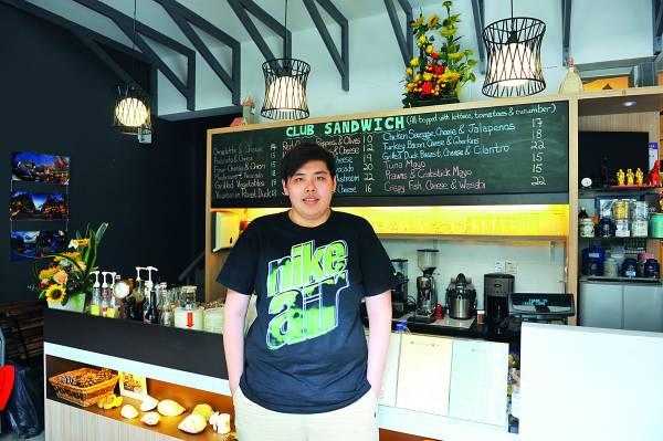 David Yeoh以正宗的西餐烹煮法,让饕客吃出西餐的精髓。