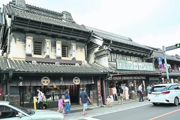 毗邻东京的幽静小城镇,让游客惊喜处处。