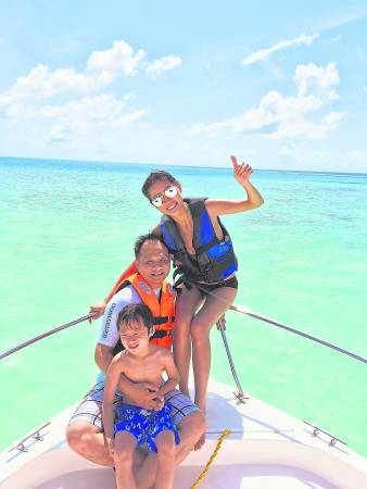 马尔代夫这个节奏缓慢的国家,实在适合怀抱一颗度假的心,全家一起来个亲子游。