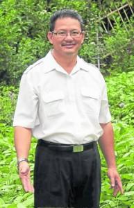 中医师包清祥