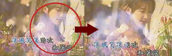 李玟的《玫瑰园》算是早期经典的闹鬼MV。