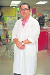 中医师:杨素雄