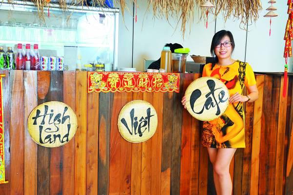 ◆厨艺精湛的Amy将越南料理的美味由中南半岛飘至大马。