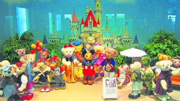 泰迪熊博物馆收集了全世界稀有的泰迪熊,从各个国家、各个年代、各种款式的泰迪熊应有尽有!