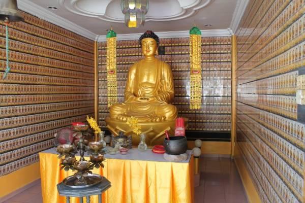 通叔的子孙遵照姜太公指示,替他立牌位,并安置在地藏王殿,藉此藉此消弭宿世罪业,家运也得以改善。