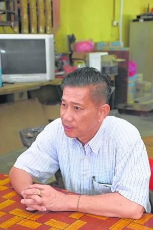 天保宫现任主席林岢辉表示,他也获得济公的庇佑,派了许多贵人帮助他。